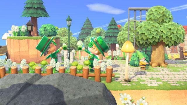 あつ森神社の作り方 【あつ森】住宅街の作り方丨島レイアウトと地図の参考例【あつまれどうぶつの森】